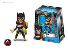"Batman: BATGIRL 4"" Metals Die Cast Jada Toys Diecast"