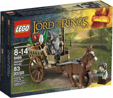 9469 GANDALF ARRIVES lord of the rings LOTR lego legos set NEW frodo hobbit