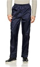"REGATTA Navy Stormbreak Waterproof / Windproof Over Trousers 36-37"" Size L  NEW"