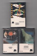 AZYMUTH - Lot of 3 SEALED cassettes : Carioca, Flame, Cascades