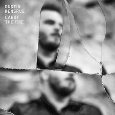 Dustin Kensrue - Carry the Fire [New Vinyl] Ltd Ed, 180 Gram, Orange, Red, Color