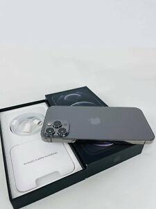 Apple iPhone 12 Pro Max - 256GB - Graphite (Unlocked) USED