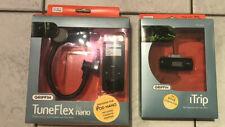 Griffin iTrip FM-Transmiter & Tuneflex KFZ dokking & charger für IPod & IPhone
