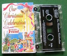 Our Christmas Celebration Choirs + People's Friend Cassette Tape - TESTED