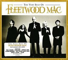 FLEETWOOD MAC VERY BEST REMASTERED 2 CD NEW