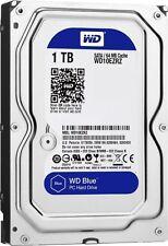 HARD DISK 3,5 WESTERN DIGITAL CAVIAR BLU 1TB SATA3 64MB 1000GB WD10EZRZ 5400rpm