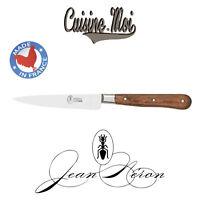 La Fourmi - Couteau office lame inox, manche palissanre - fabriqué à Thiers