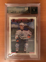 2016 Industry Summitt #SRPCM Connor McDavid 14/15 BGS (Black Label) 10 Pristine!