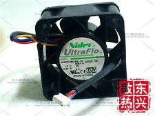 for 1pc Nidec W40S12BUA5-15 fan 40*40*28mm DC12V 0.55A 4pin PWM