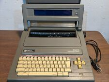 Smith Corona Pwp 3 Pwp3 Word Processor Electric Typewriter Retro Vintage Tested