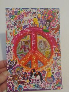 Lisa Frank stickers. Over 375. New