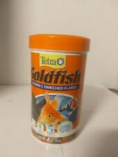 Tetra Goldfish Vitamin C Flakes 2.2 oz