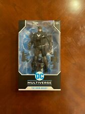 McFARLANE DC Multiverse Batman GRIM KNIGHT Dark Nights Metal Figure NEW