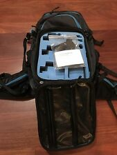 Thule Legend GoPro Backpack Padded 3Camera Case Integrated Mounts.