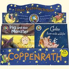 6 Mini Lino Bücher aus Linos Box 24 Gute Nacht  Mini Bilderbücher + BONUS