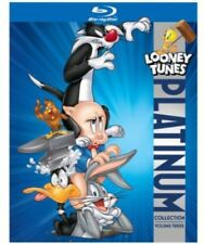 Looney Tunes: The Platinum Collection 3 [New Blu-ray] 3 Pack, Digibook Packagi