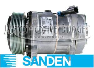 A/C Compressor w/Clutch for Chevrolet Kodiak GMC Topkick - NEW OEM
