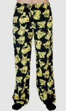 "Pokemon PIKACHU NeW Men's Extra Large Lounge Pants Sleep Pjs Pajamas 40""-42"" NWT"