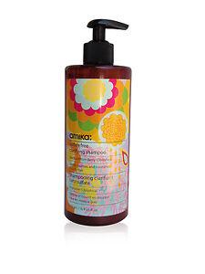 Amika Clarifying Shampoo Obliphica Sulfate Free (for Oily Hair) 500ml 16.9 fl.oz