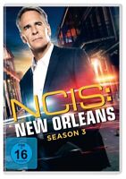 LUCAS BLACK,ZOE MCLELLAN SCOTT BAKULA -NAVY CIS NEW ORLEANS-SEASON 3  6 DVD NEU