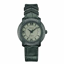Versace V13010016 Men's DV-25 Gray Automatic Watch