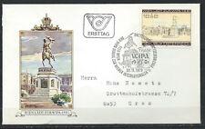 Autriche 1979 Wipa Exposition philatélique FDC, Frist Day Cover