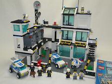 Lego 1 Panel 1x4x3 weiß beklebt Hundekopf links  4215bpb33L Set 7744