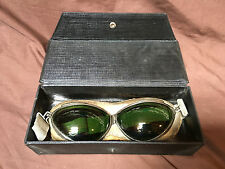 "Wilson ""Bug Eyed"" Pilots Goggles"