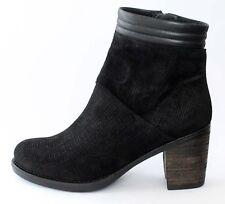 BOTTINES FEMME Chaussures  PETIT PRIX  BOOTS  & NUBUCK  NOIR  T 39 NEUVES
