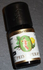 Primavera Vegaroma Mandarine rot bio, Demeter Qualität, ätherisches Öl, 5ml