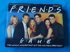 Friends Board Game The One Ross Invented 1999