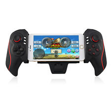 Wireless Bluetooth Telescopic Game Controller Gamepad Joystick for IOS Android