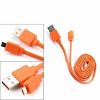 1M USB Data Cord Charging Charger Cable for JBL Flip 3 4 Pulse 2 Speaker