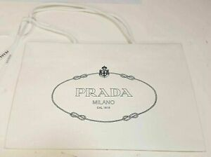 25 x 35 x 14cm Genuine Prada Milano Gift Bag