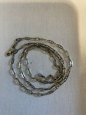 Sterling Silver Taoimex Link Chain Necklace