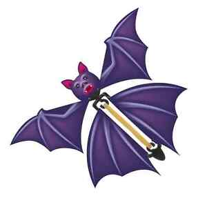 """TRADITIONAL PARTY TOY  """" FLAPPING BAT"""""""