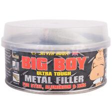 Big Boy Ultra Tough Strong Metal Car Body Filler Repair Steel Aluminium 600ml