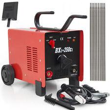 250 Amp Arc Welder mig 110/220 Dual Voltage AC Welding Machine with Face Mask