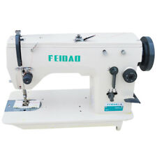 Open Box Heavy Duty Industrial Zigzag Sewing Machine Powerful Perfectly