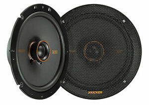 "Pair Kicker 47KSC6704 KSC670 6.75"" 100 Watt 2-Way Car Stereo Speakers KSC67"