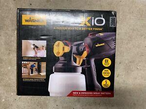 Wagner FLEXiO 2000 Handheld HVLP Paint Sprayer 0529086