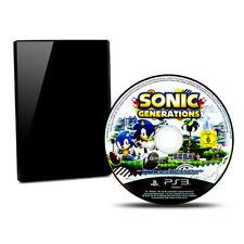 PlayStation 3 Spiel SONIC GENERATIONS #B