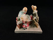 Sebastian Miniature Sml-090D In the Candy Store - Hudson 6221 Signed