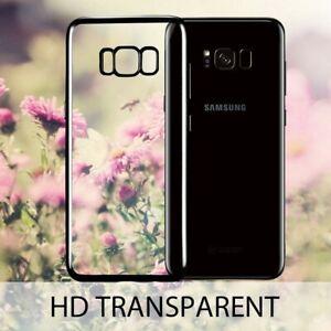 Samsung Galaxy S8 Plus Case Vitutech Case Cover Bumper Case BLACK