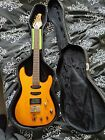 OPTEK Fretlight Pro 200 Series electric guitar With Hardcase. for sale