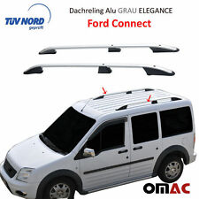 Dachreling alu gris Elegance FORD CONNECT 2002-2014 avec TÜV Abe