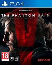 Metal Gear Solid V: The Phantom Pain Ps4 [Sec.] (Entrega Hoy ↓↓)