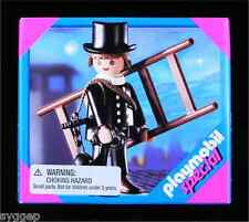 PLAYMOBIL >> CHIMNEY SWEEPER << SPECIAL 4617 NEW! (dollhouse victorian worker)