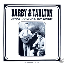 Darby & Tarlton SEALED reissue LP Country Duo 1927-33