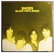"""SHOES """"BLACK VINYL SHOES"""" - LP"""